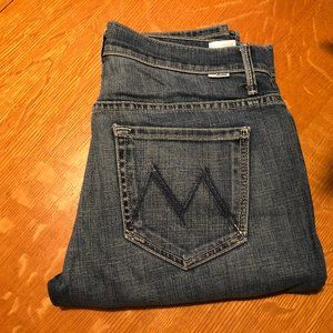 MOTHER MUSE ANKLE JEANS 29 X 28